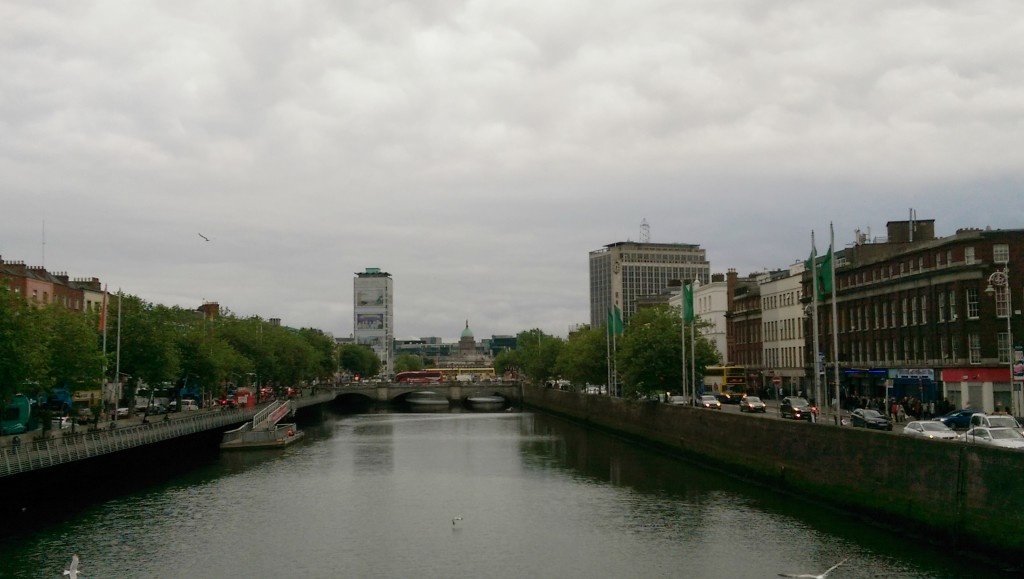 River Liffey - Dublin