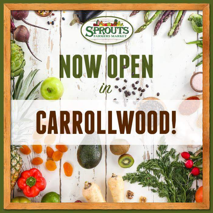 Sprouts Farmers Market- Carrollwood Tampa