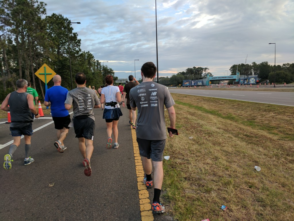 Star Wars Half Marathon - Mile8-9