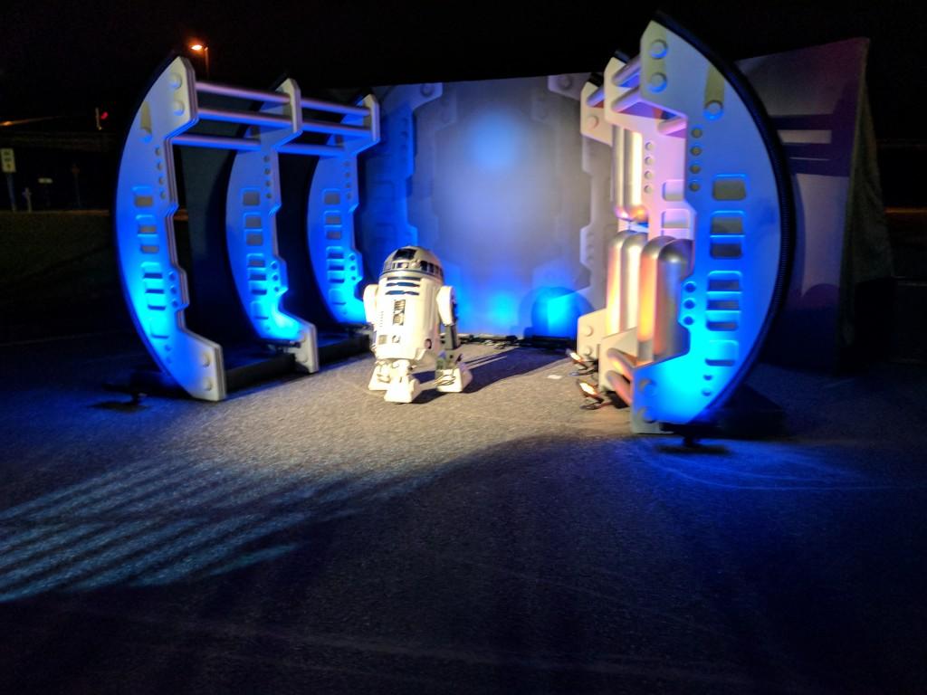Star Wars Half Marathon - R2-D2