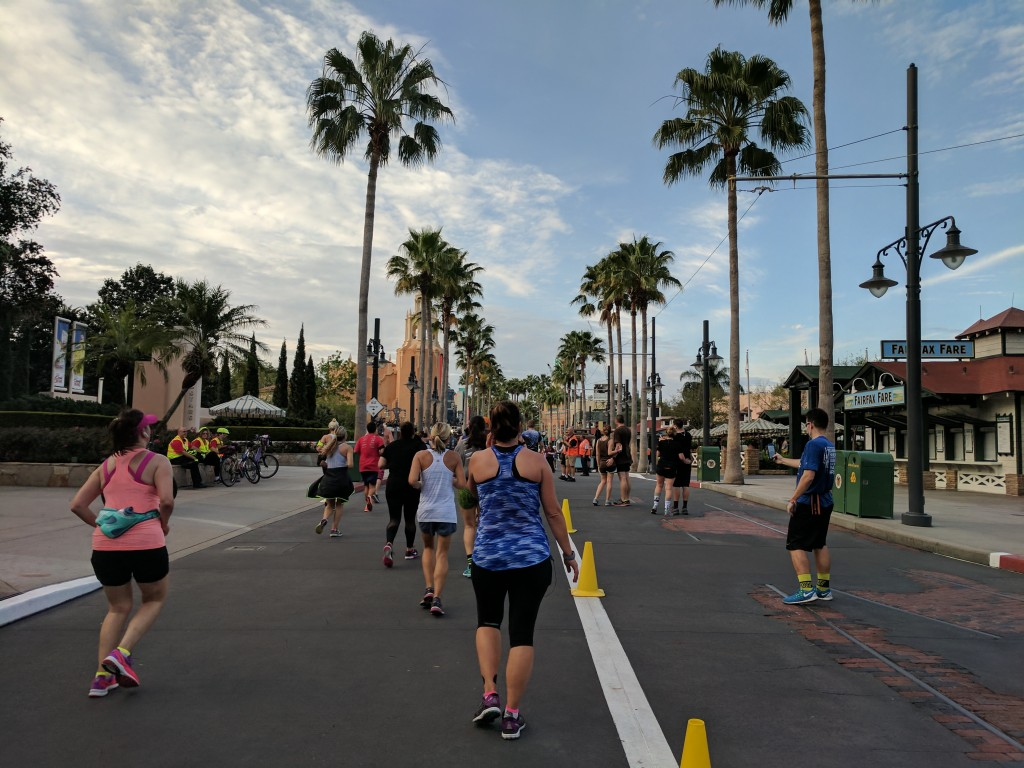 Star Wars Half Marthon - Disney's Hollywood Studios