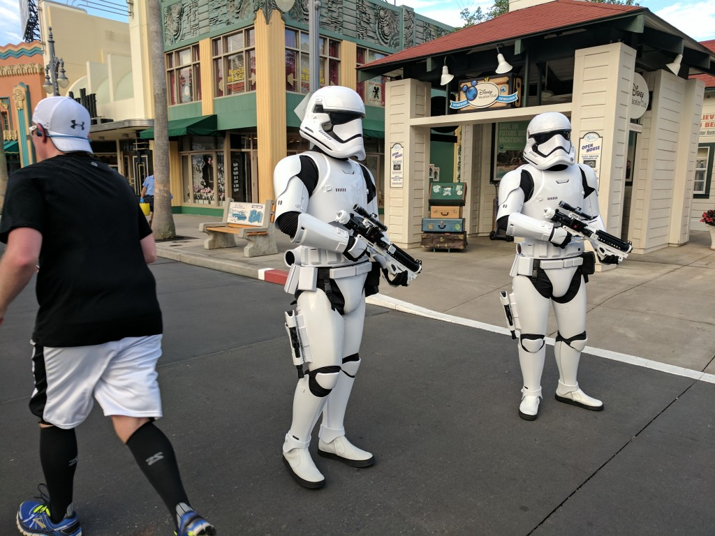Star Wars Half Marthon