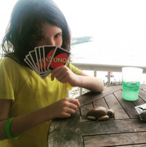 Summer Board Games - Uno