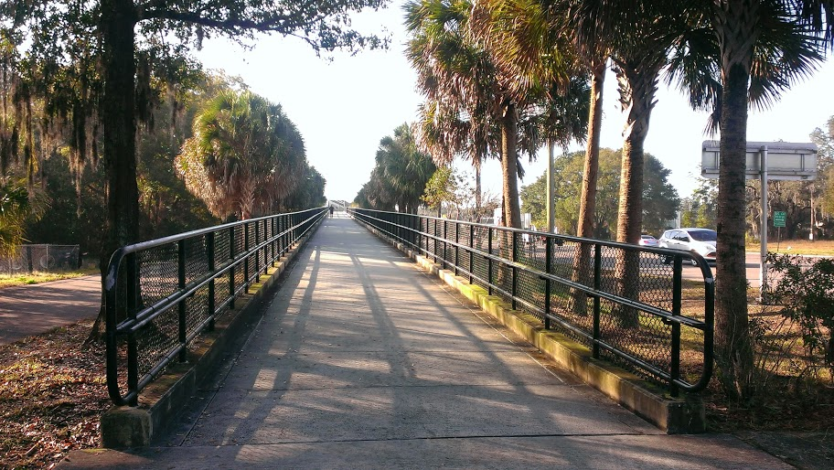 Upper Tampa Bay Trail