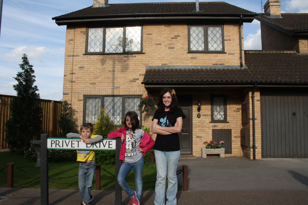 Pivet Drive - Warner Brothers Studio London