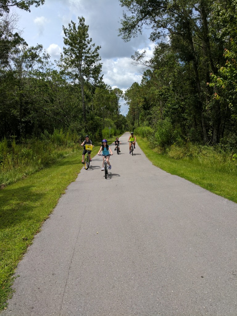 Family ride -aug 2017