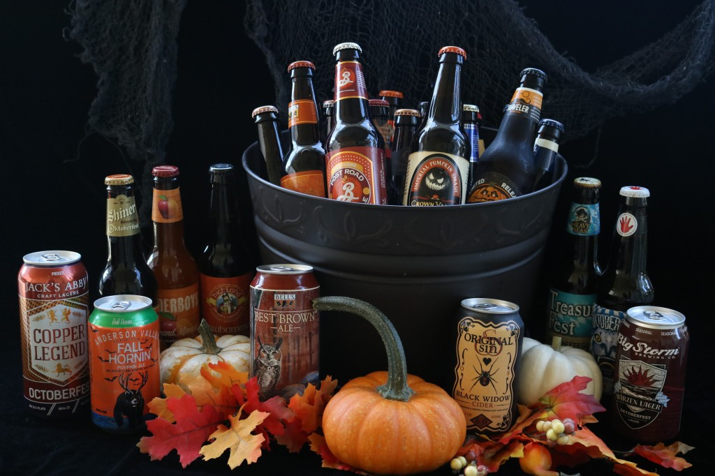 Seasonal Craft Beer Halloween Countdown