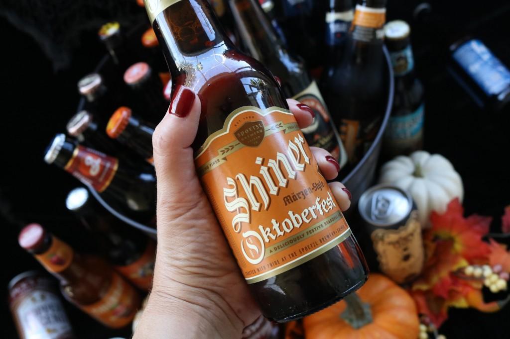 Shiner - Oktoberfest Beer