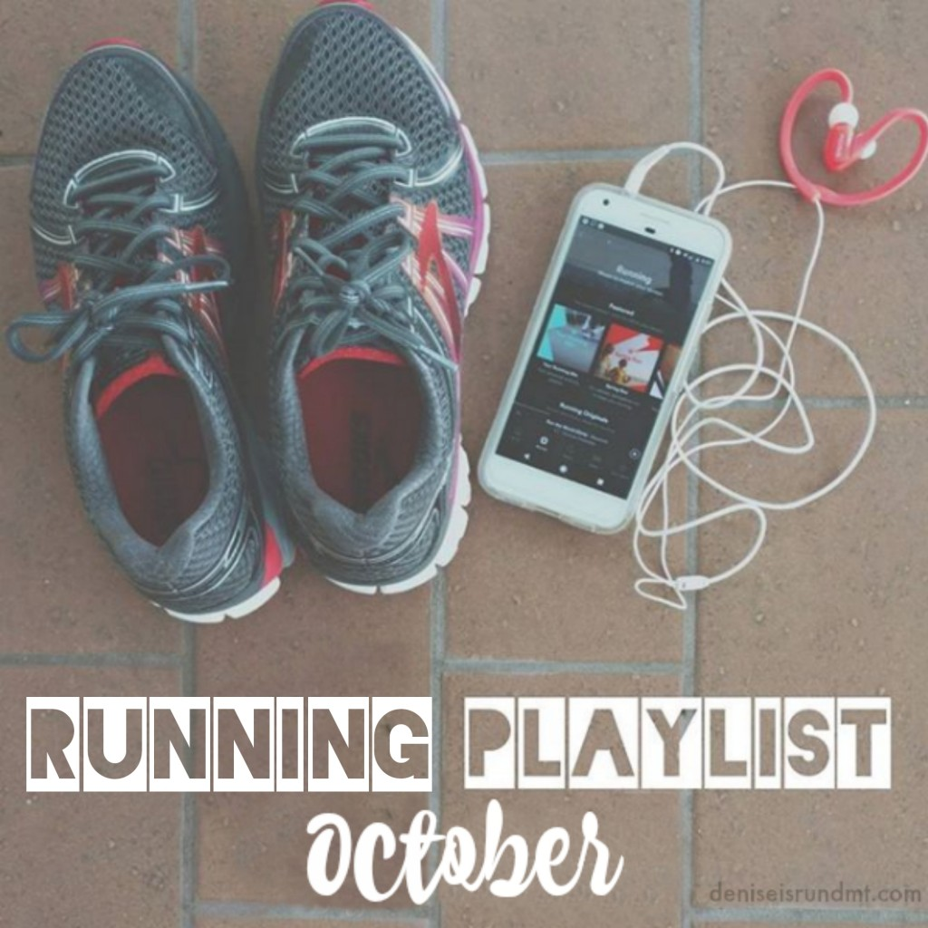 October Running Playlist - Run DMT