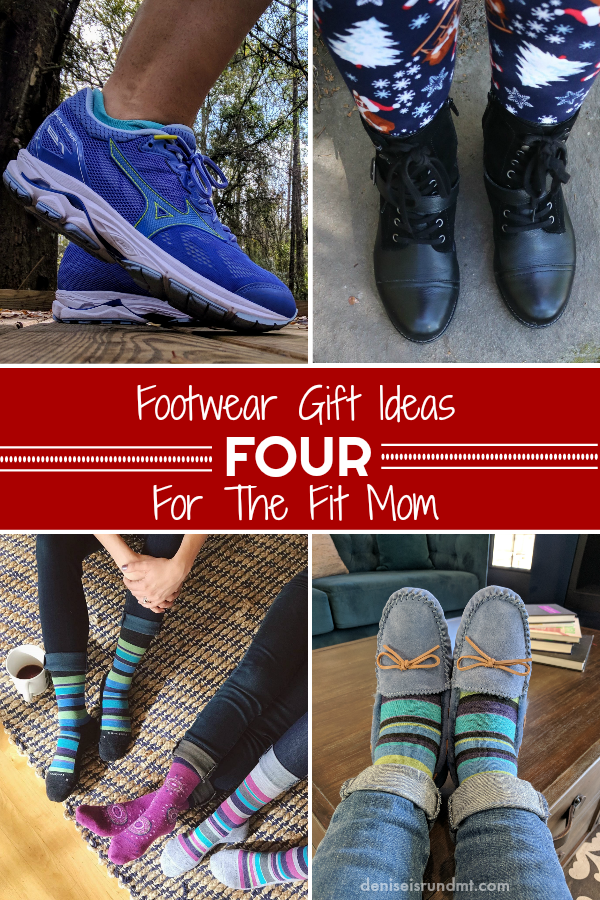 Four Footwear Gift Ideas - Run DMT