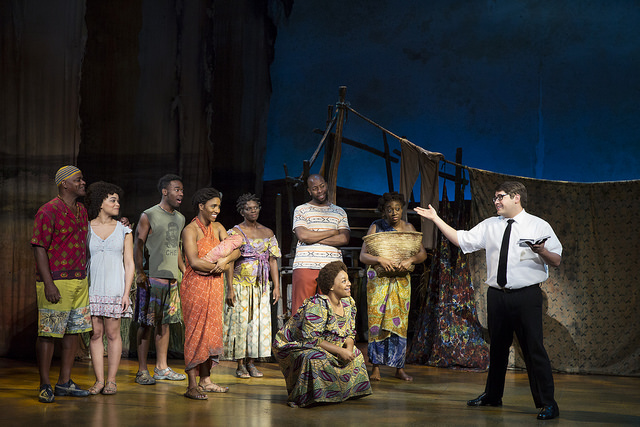 The Book of Mormon Company - The Book of Mormon, Photo Credit: Julieta Cervantes 2017.