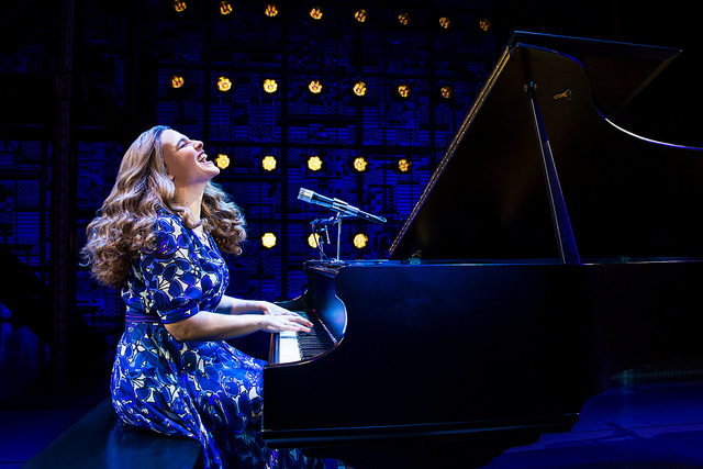 "Carnegie Hall. Sarah Bockel (""Carole King"")"