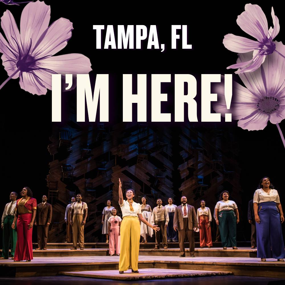 I'm Here - Celie - The Color Purple