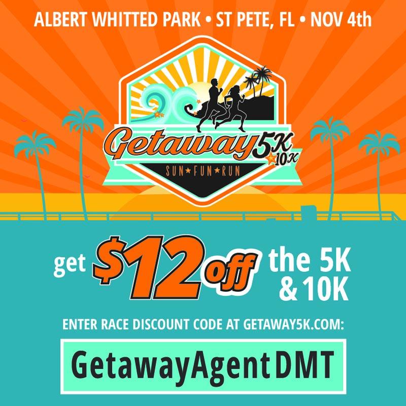 Getaway 5K coupon coe