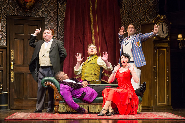 The Play That Goes Wrong 3