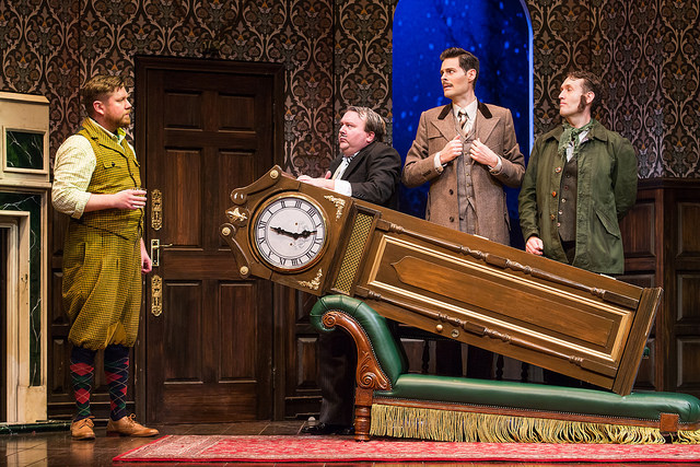 The Play That Goes Wrong 5