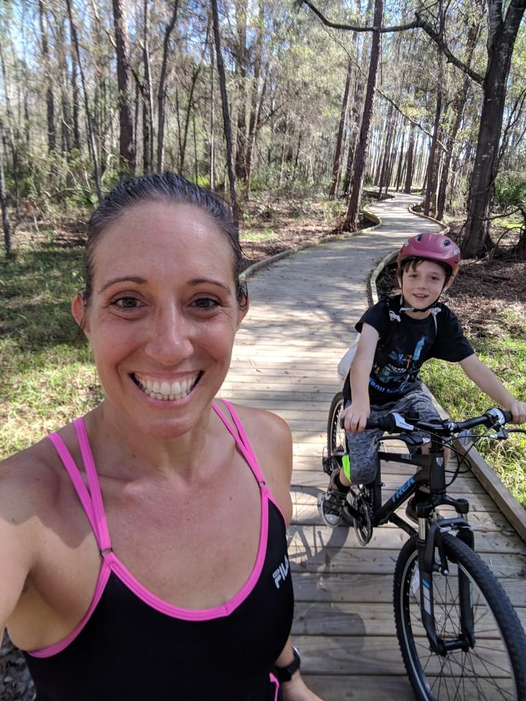 Bike Ride Brain Break - Feb 2019