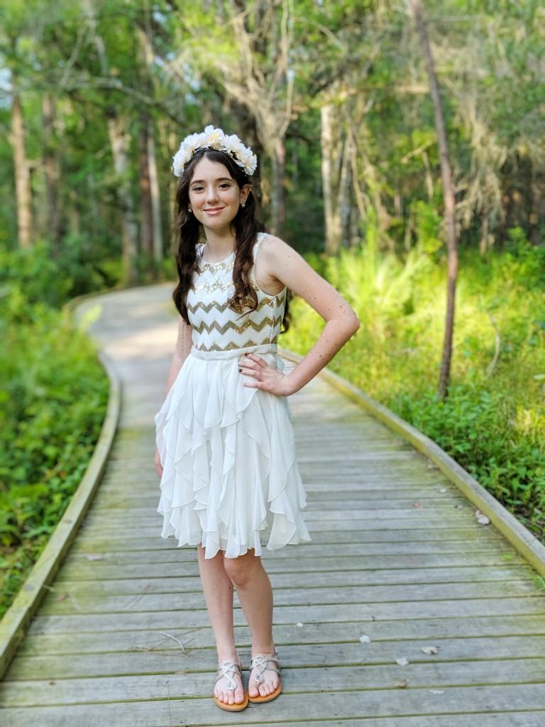 Emmalynn - 8th Grade Dance May 2019